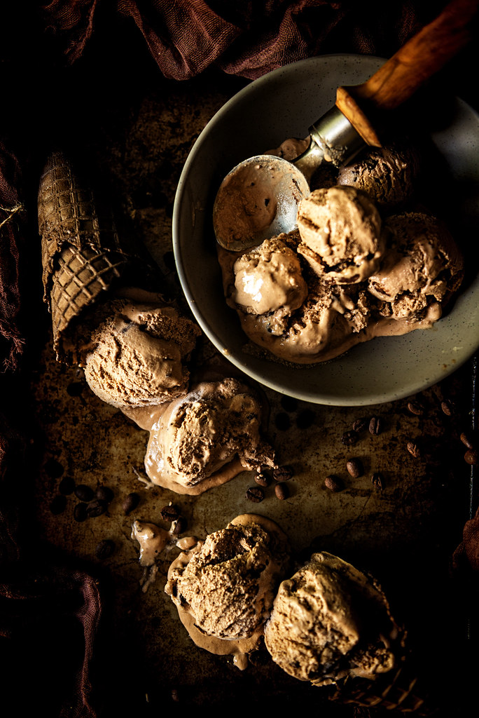 Spiked & Spicy Mexican Mocha Ice Cream