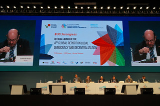 15 October #UCLGCongress