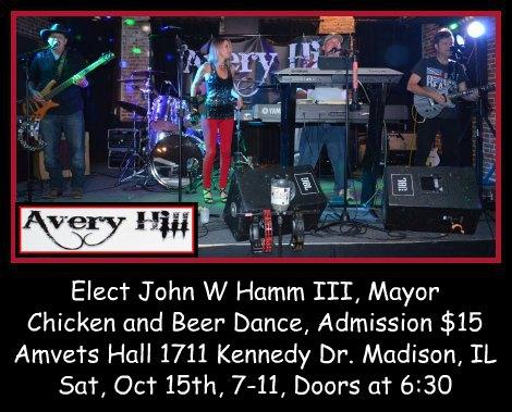 Avery Hill 10-15-16