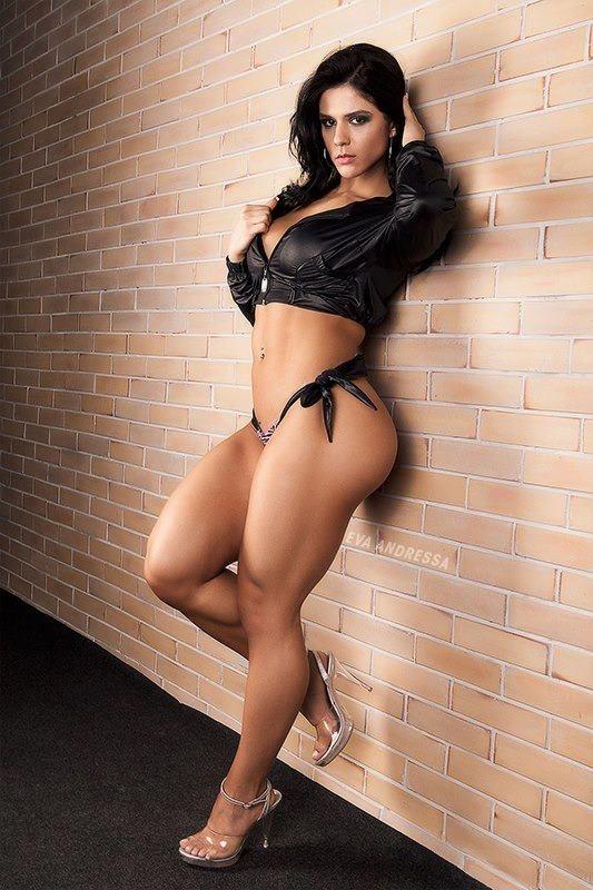 Сексуальная фитнес-модель из Бразилии - Ева Андресса  - ПоЗиТиФфЧиК - сайт позитивного настроения!