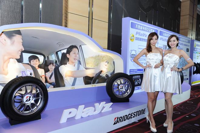 「安全的新領域」Playz 強調開車不累