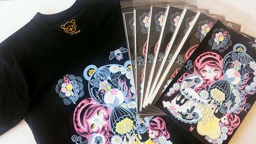 WootBear-JunkoMizuno-ShirtPrint