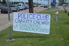 2016 Children's Advocacy Center Car Wash Fundraiser