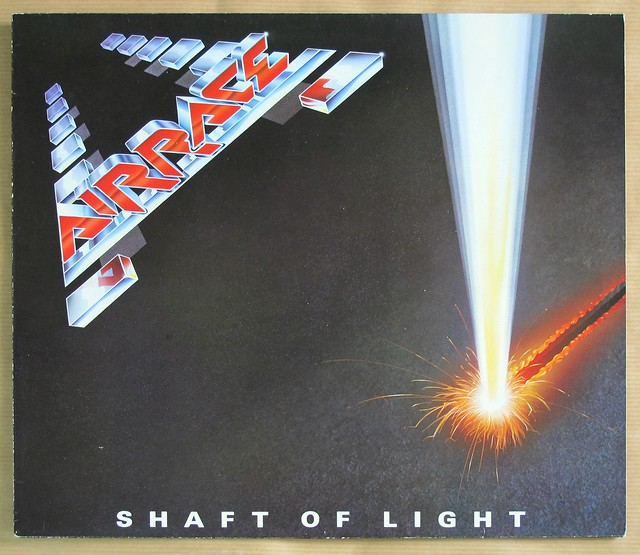 "AIRRACE SHAFT OF LIGHT 12"" LP VINYL"
