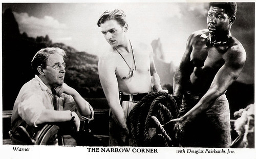 Douglas Fairbanks jr. in The Narrow Corner (1933)