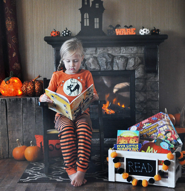 Favorite Halloween Books for Kids