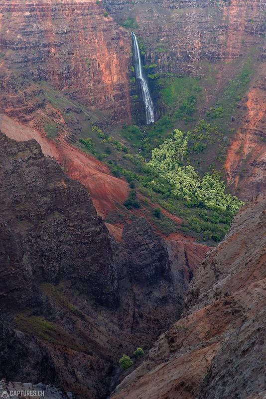 Waipoo Falls - Kauai