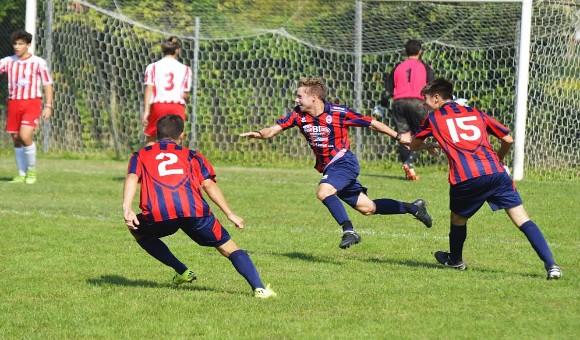 Allievi Regionali Elite, Piovese - Virtus Verona 1-1