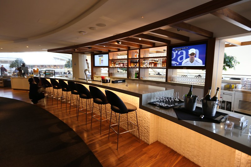 Star Alliance Business Class Lounge