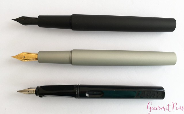 Quick Review @TrilogyPens Zero on @Kickstarter @KickstarterPens  6