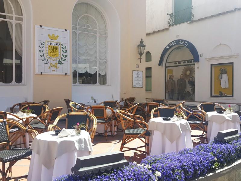 scenes of Capri