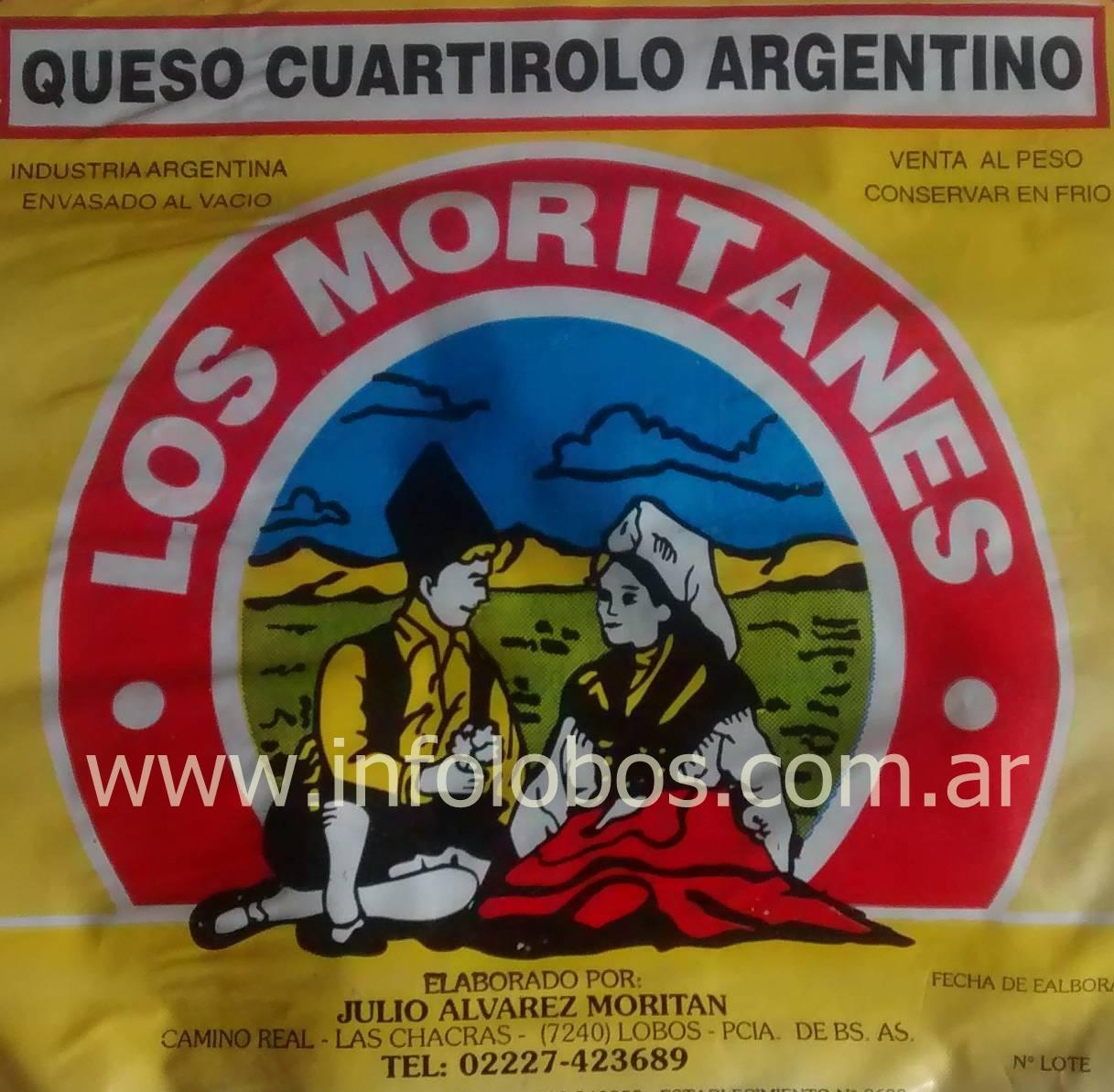 Los Moritanes, Fábrica de Quesos y Dulce de Leche