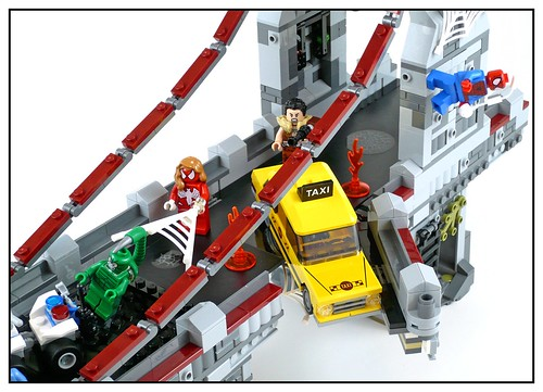 76057 Spider-Man Web Warriors Real Ultimate Bridge Battle 72