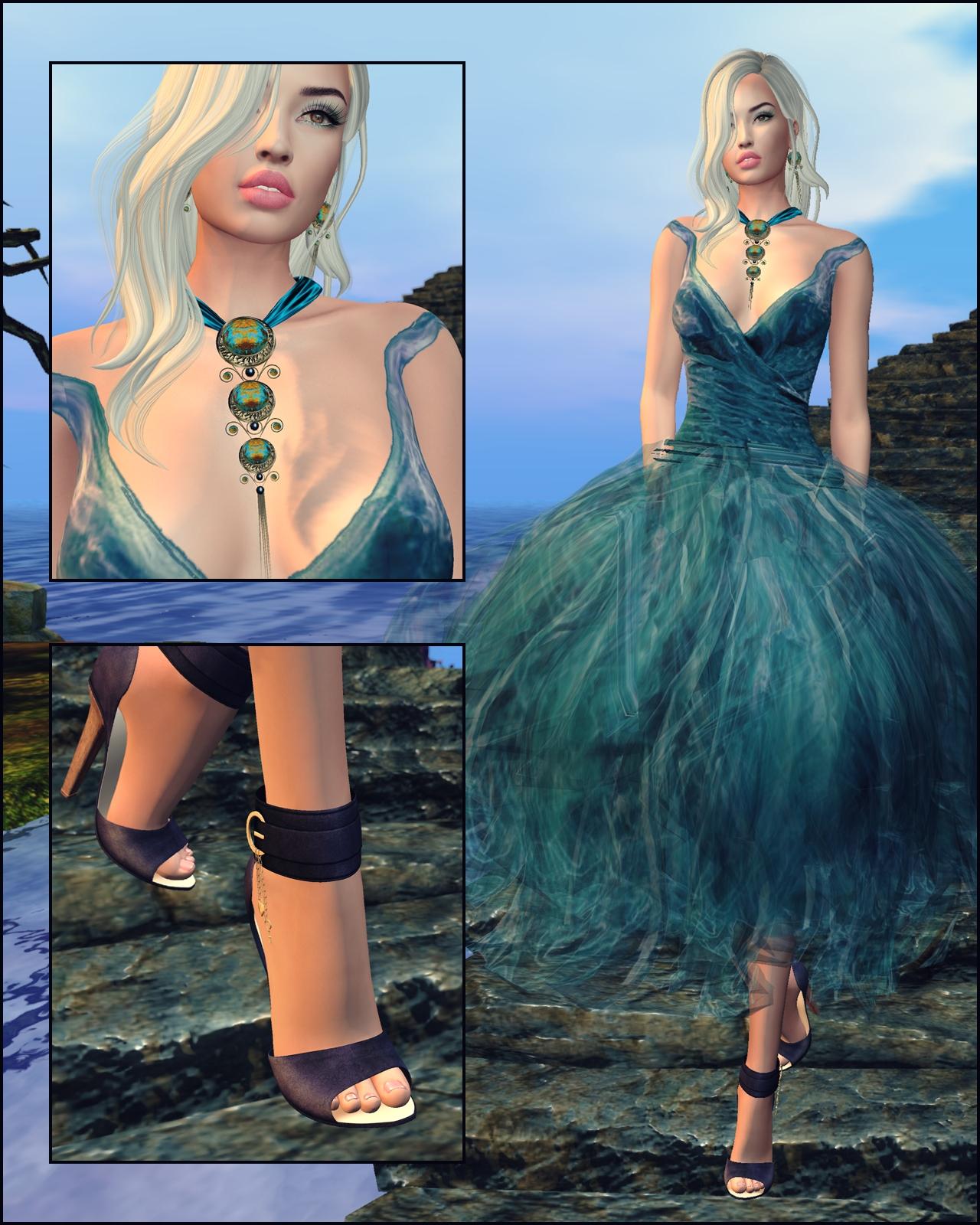 Beautiful Aqua