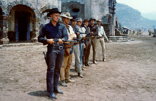 The Magnificent Seven - 1960 - Promo Photo 2