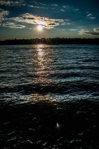 Sun Reflections