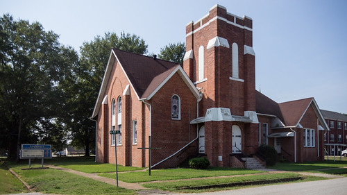Lochart United Methodist Church - 2