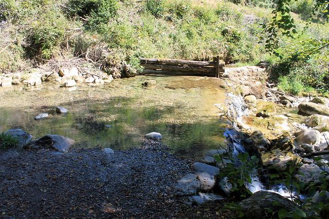 Cascade du Cernon 6 septembre 2016