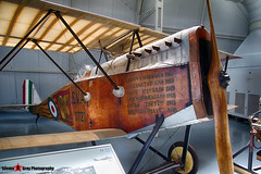 11721 - - Italian Army - Ansaldo SVA.5 - Italian Air Force Museum Vigna di Valle, Italy - 160614 - Steven Gray - IMG_9906_HDR
