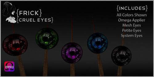 Cruel Eyes