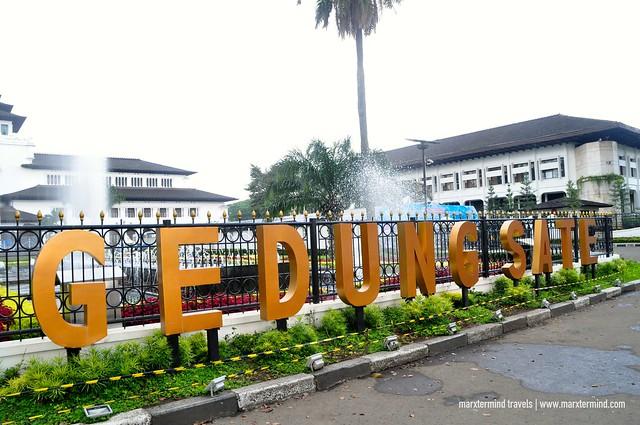 Gedung Sate Bandung Indonesia