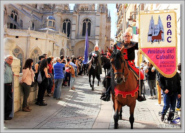 Fin de Semana Cidiano, Burgos se auna en torno al Cid Campeador 6