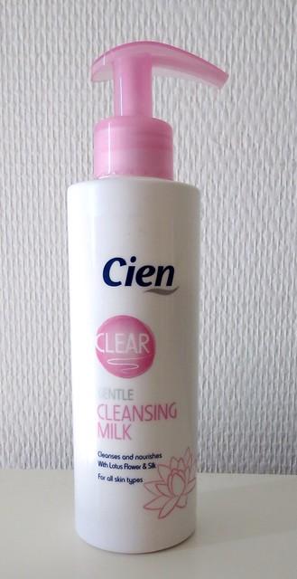 Cleansing milk Lidl