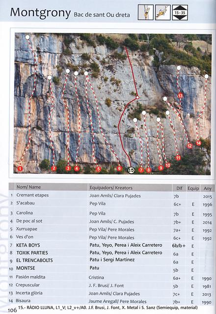 Montgrony -05- Bac de Sant Ou -02- Dreta (Montgrony Climbs) -2016