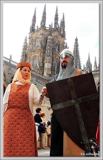 Fin de Semana Cidiano, Burgos se auna en torno al Cid Campeador 5