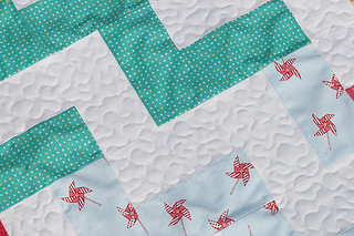 Up a Notch Quilt and Pattern | by Fresh Lemons : Faith