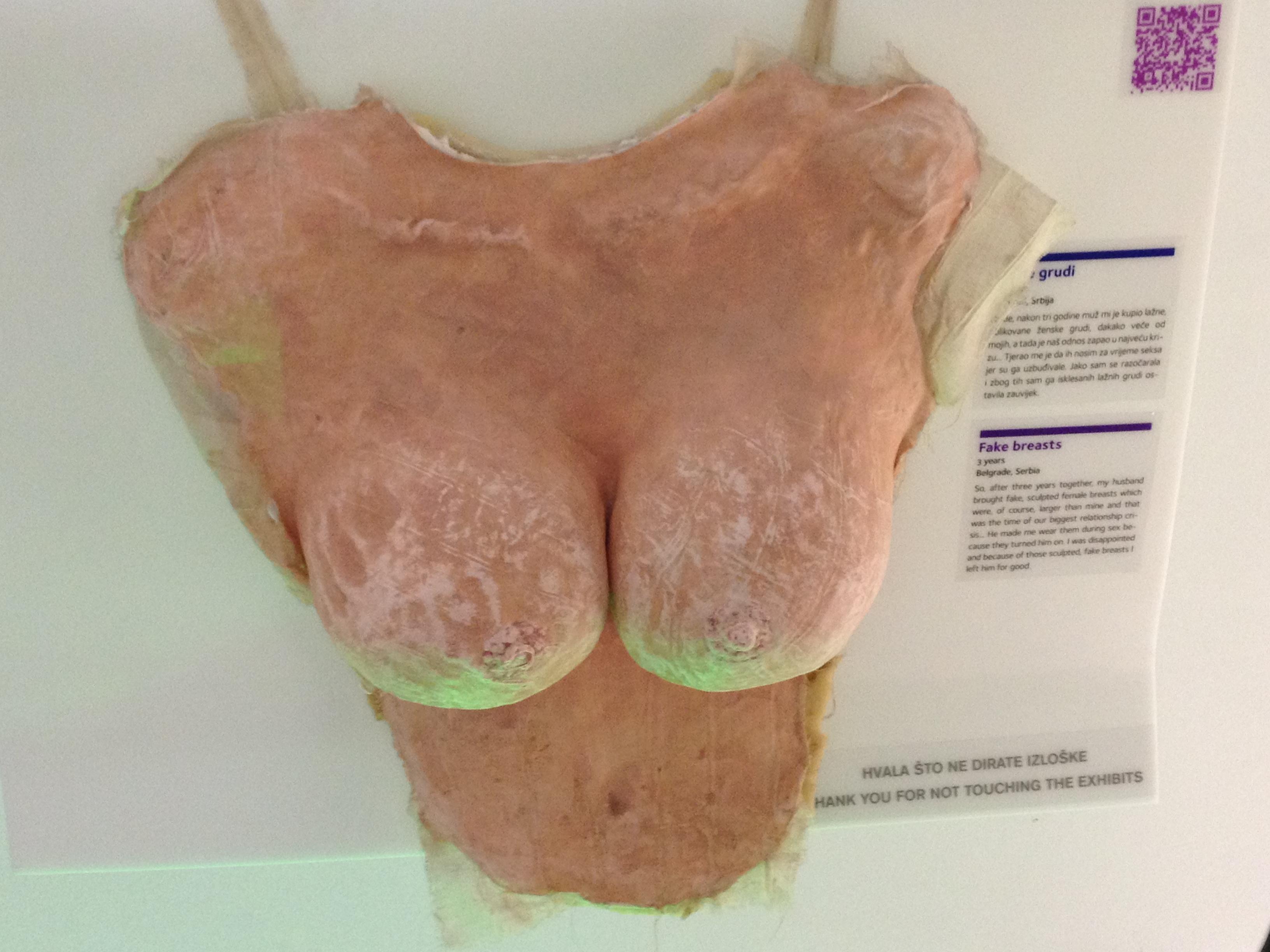 Museum of Broken Relationships - Zagreb, Croatia, June 2012