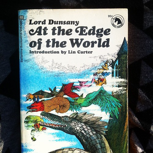 Lord Dunsany's At The Edge of the World | by Angeliska