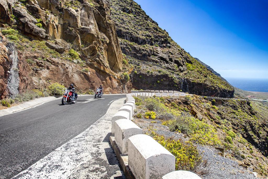 Road to Punta de Teno - Tenerife