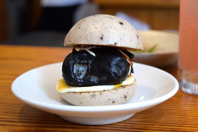 Black Cod Bun at Bao, Fitzrovia | www.rachelphipps.com @rachelphipps