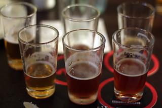 Israeli beer tasting | by David Lebovitz