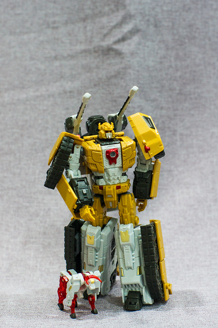 Thanatos Pose 1