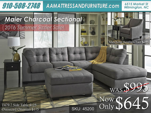 Maier Charcoal W