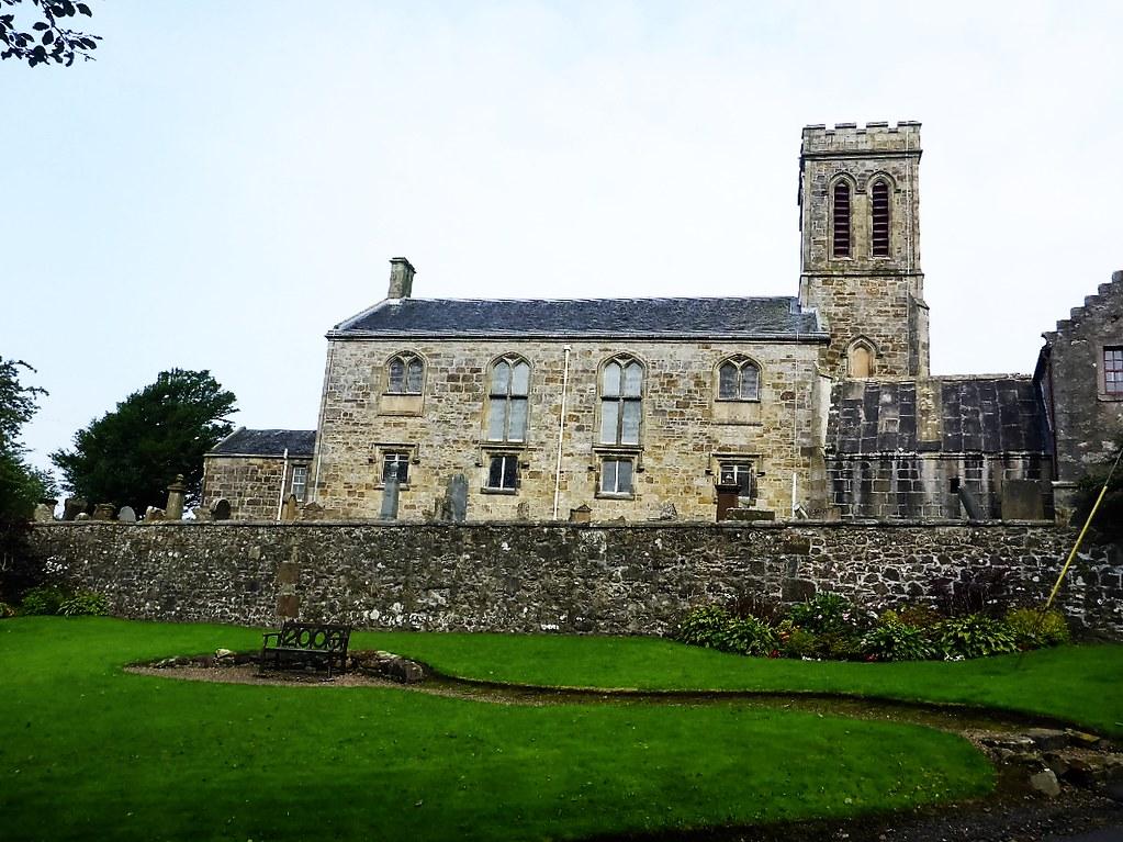 Dunlop Parish Church, Ayrshire, Scotland