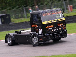 Truck Racing Demo - Modified Live - Brands Hatch - 080712 | by ColeTrickle#46