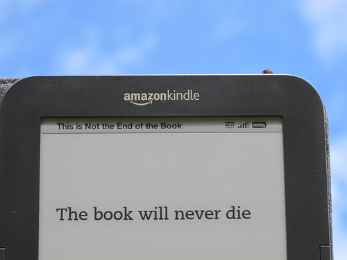 the book will never die | by Ant McNeill