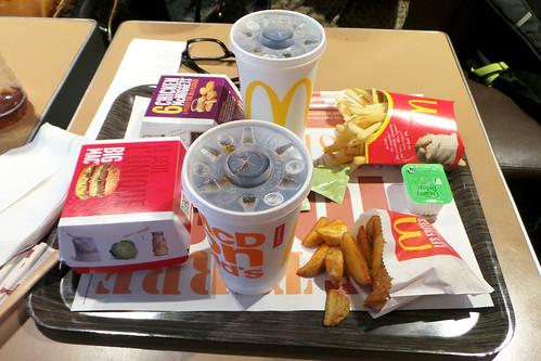 McDonald's Dinner