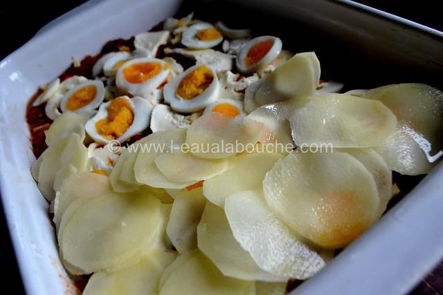 Lasagne aux Pommes de Terre au Chorizo © Ana Luthi Tous droits réservés 019