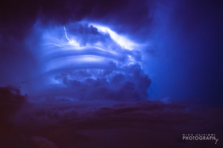(5.3.12) Lightning Storm over Chicago-10 | by ChiPhotoGuy