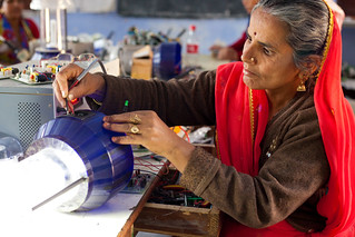 Solar engineering trainer, Barefoot College, India | by UN Women Gallery