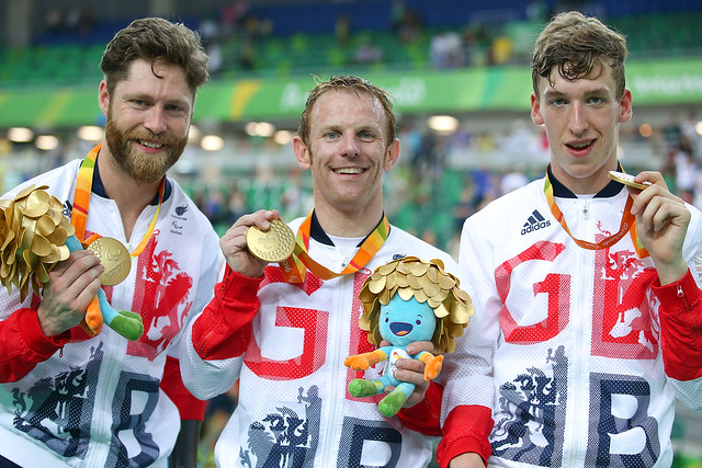 2016 Rio Paralympic Games - track cycling day four