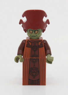 Minifigs - Nute Gunray Front | by fbtb