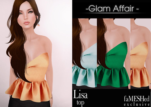-Glam Affair-Lisa-faMESHed | by Zoe Gloster