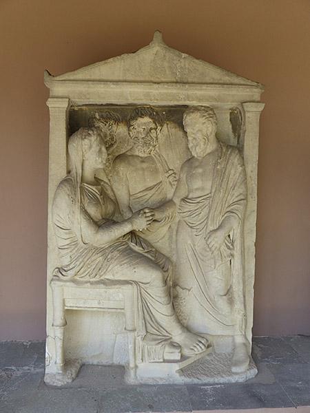 statue originale du Céramique