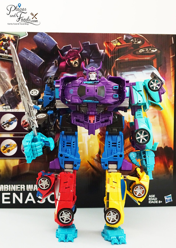 TF menasor full scale