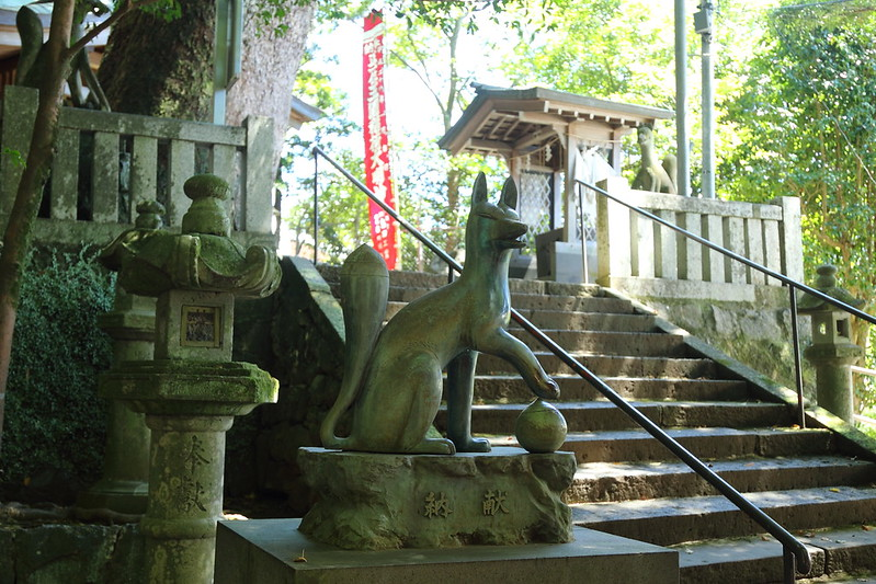 玉園稲荷 / 諏訪神社